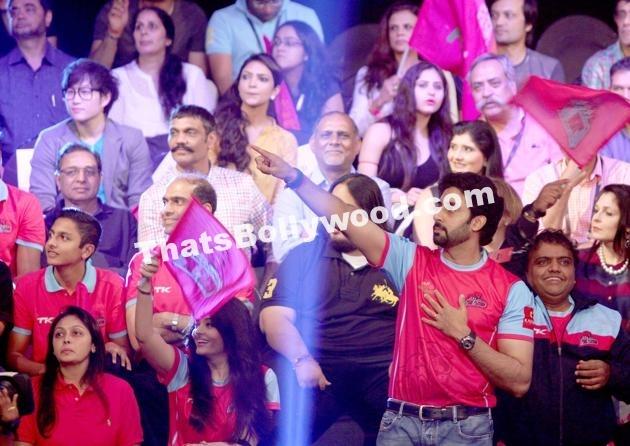 Abhishek Bachchan's Jaipur Pink Panthers win Kabbadi title