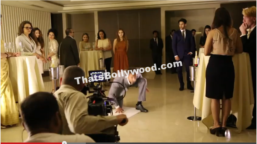 "Making Of TVC ""Time to Surprise"" with Hrithik Roshan, Lisa Ray & Rado DiaMaster"