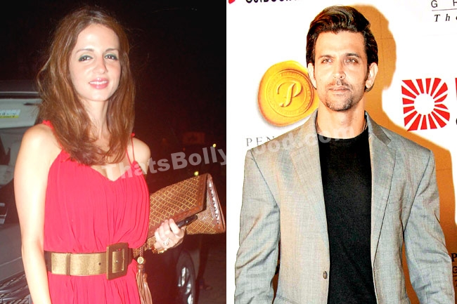 How Hrithik strategically dodged Sussanne in Goa