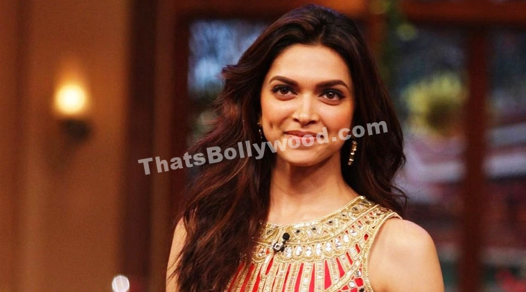 Deepika Padukone, brand ambassador for HP India is associated with this campaign - Thats Bollywood