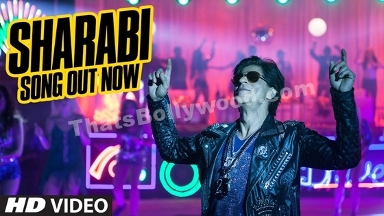 Sharabi Video Song Happy New Year
