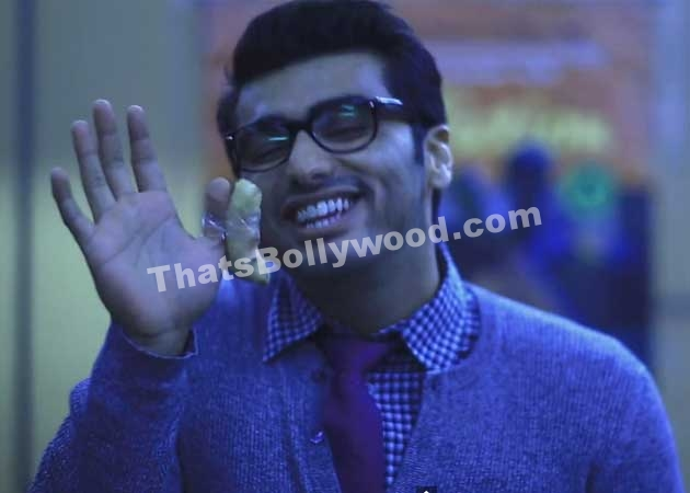 Arjun Kapoor Bang Bang Dare - Thats Bollywood