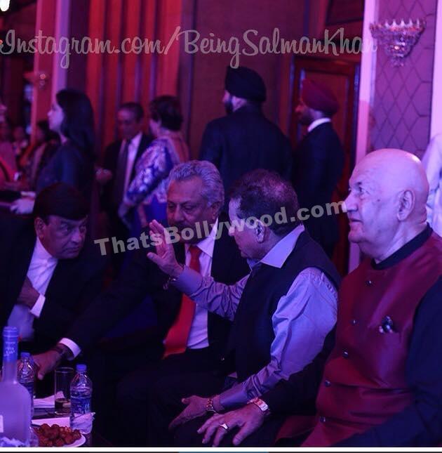 Celebs at Arpita Khan Wedding