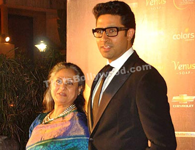 Jaya slams son Abhishek's Film Happy New Year, calls it most nonsensical film
