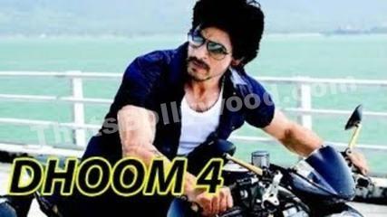 ShahRukh Khan in Dhoom 4?