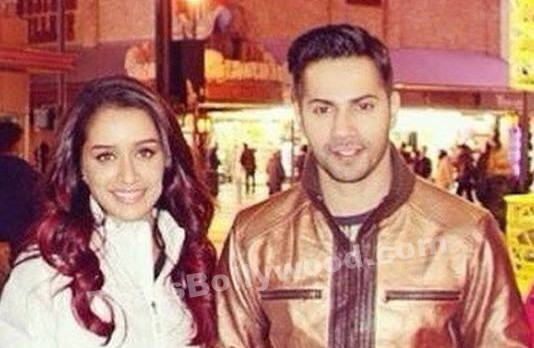 The ABCD 2 Team Varun Dhawan and Shraddha Kapoor in Vegas!