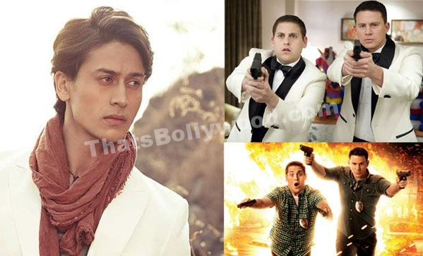 Tiger Shroff to star in the Bollywood remake of '21 Jump Street'