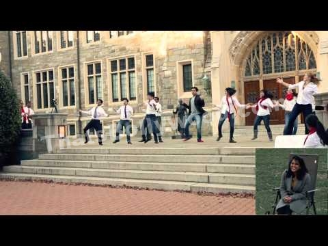Bollywood Hero Style proposal at Georgetown University