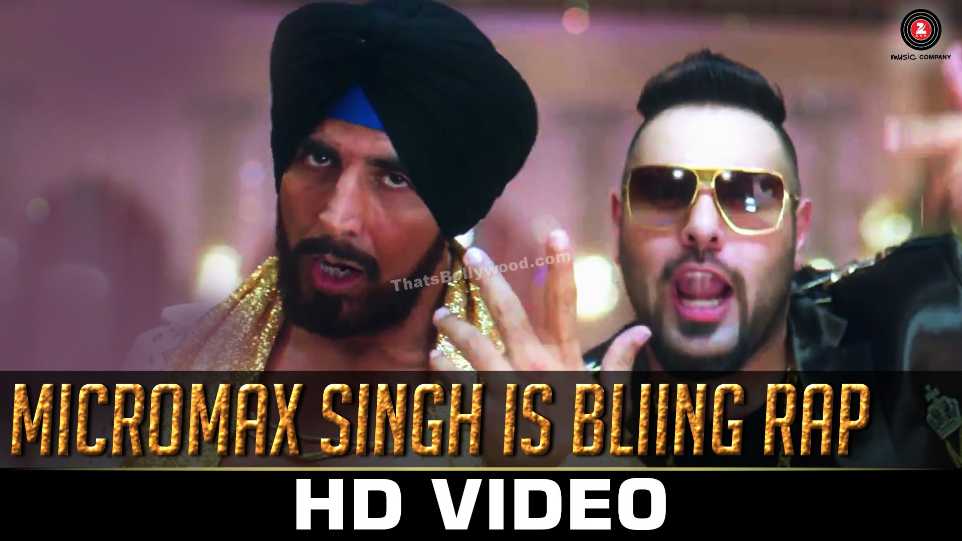 Micromax - Singh is Bliing Rap