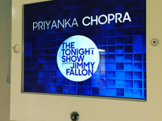Priyanka Chopra on The Tonight Show with Jimmy Fallon