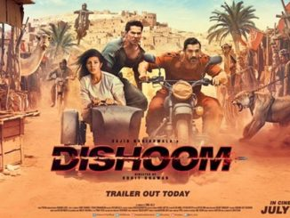 Dishoom - Movie Review